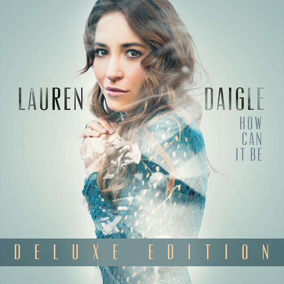 album cover lauren daigle how can it be