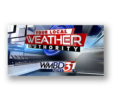 WMBD channel 31 news weather closings