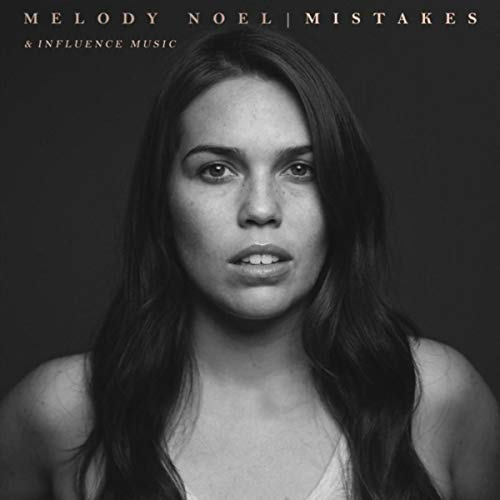mistakes album cover melody noel