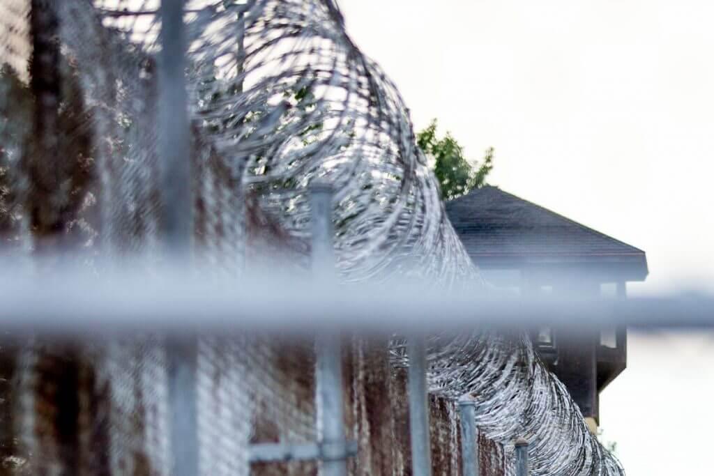 prison wire logan