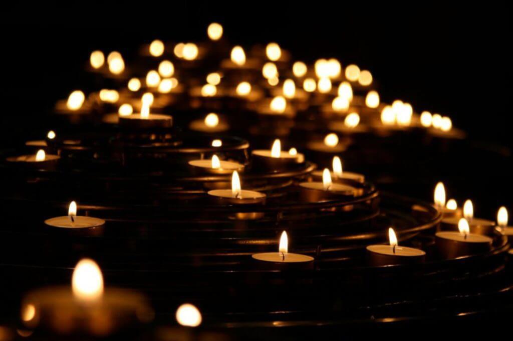remembering dead funeral