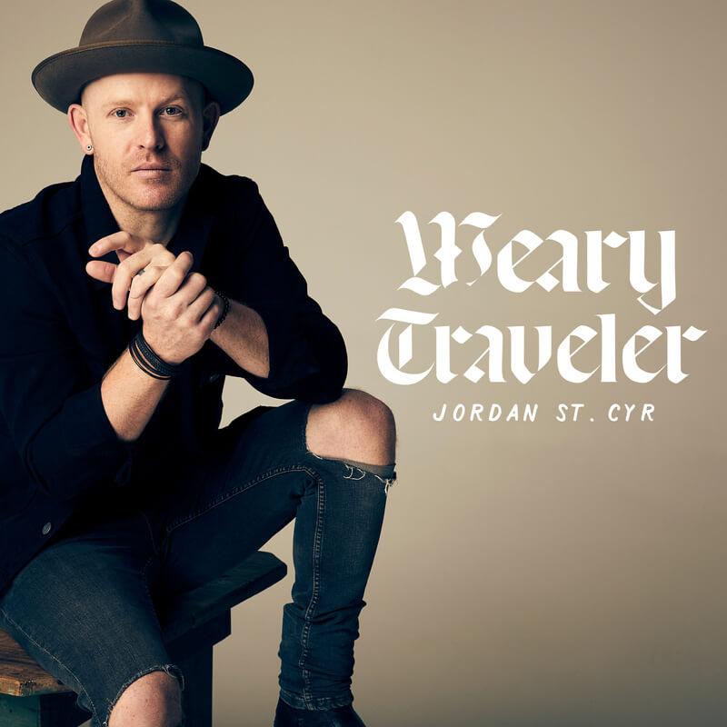 Weary Traveler by Jordan St. Cyr album art