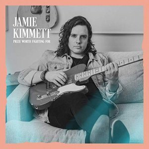 jamie kimmett prize worth fighting for album cover