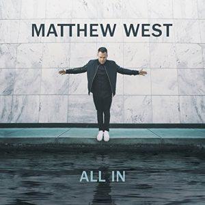 matthew west all in album cover