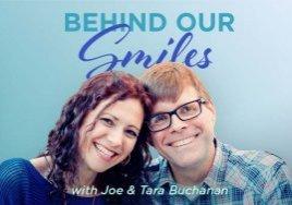 Behind Our Smiles App Slide