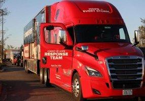 convoy of hope truck response team