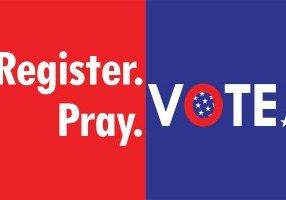 Register Pray Vote