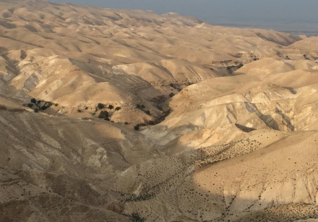 Israel, Jericho Road, Wadi Qelt, Holy Lands