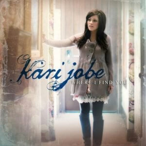 album cover kari jobe where i find you