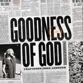 Goodness of God album cover