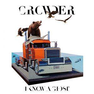 i know a ghost crowder album cover