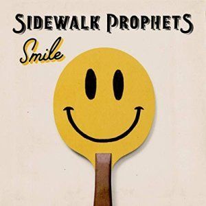 smile sidewalk prophets album cover